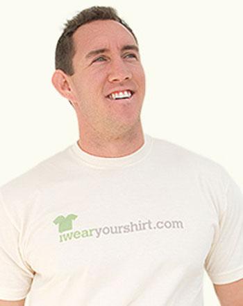 #IWearYourShirt.